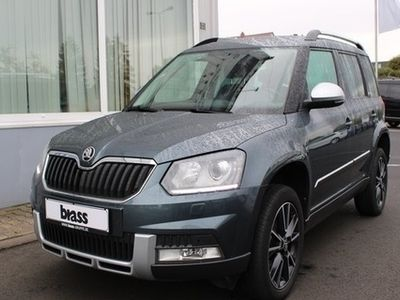 gebraucht Skoda Yeti Outdoor Adventure 1.2 TSI