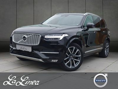gebraucht Volvo XC90 D5 AWD Inscription Automatik
