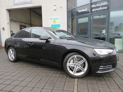 "gebraucht Audi A4 Lim 2.0 TFSI S Line Sport Xenon/18""/KAM/SD"