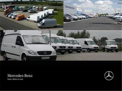 gebraucht Mercedes Sprinter 513 CDI Maxi Klima AHK Sortimo Werkstat
