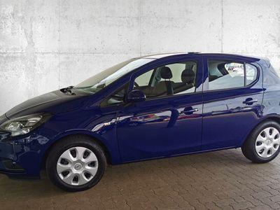 gebraucht Opel Corsa E 1.4 Edition scheckheftgepflegt