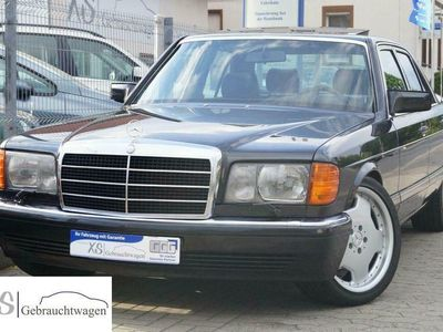 gebraucht Mercedes 420 aus 4.Hand! Top-Zustand+Classic-Gutachten