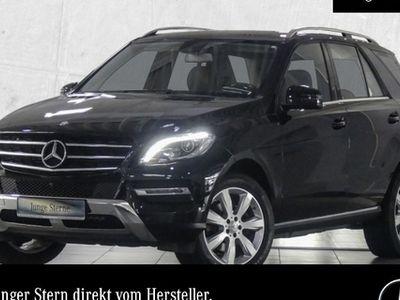 gebraucht Mercedes ML350 4M BT 360° Sportpak COMAND ILS AHK Kamera