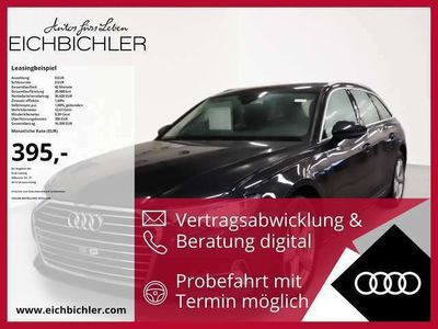gebraucht Audi A6 40 TDI S tronic sport PreSense LED Navi