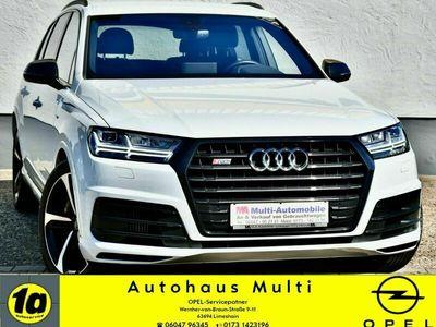 gebraucht Audi SQ7 4.0 TDI qu. S-line 21-Zoll Standheizung Luft