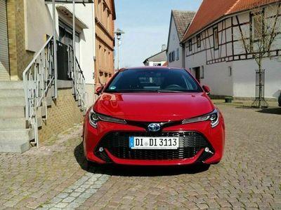 gebraucht Toyota Corolla Hybrid 2 l club