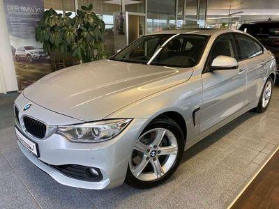 gebraucht BMW 430 Gran Coupé Aut. NAVI+el.SD+TEMP+XENON+ALARM