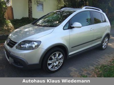 "gebraucht VW Golf Plus Cross V 1.6 "" Golf"" - 2.Hd./90 TKM"