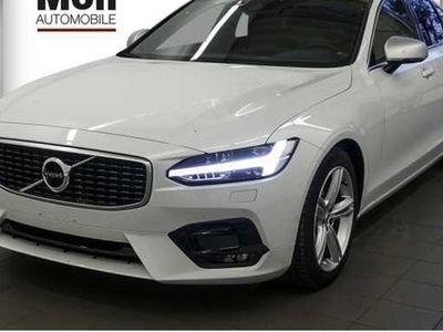 gebraucht Volvo S90 D4 Geartronic R-Design Navi LED SHZ