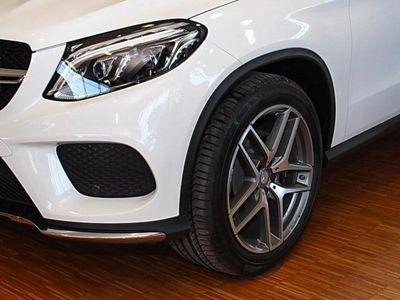 gebraucht Mercedes GLE350 d 4MATIC Coupé AMG Line Navigation
