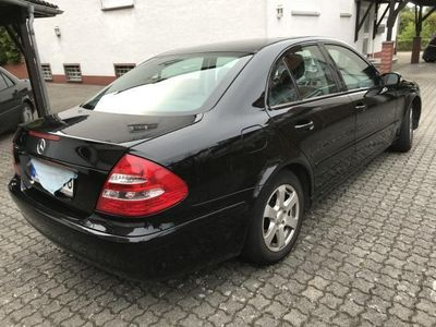 gebraucht Mercedes E200 Kompressor Automatik Classic