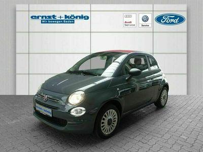 gebraucht Fiat 500C 1.2 8V Pop/LMF/PDC/elektr. Verdeck/....