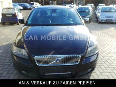 gebraucht Volvo V50 Kombi 2.4 Momentum*KLIMA*TEMPOMAT*SHZ*