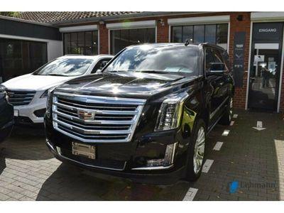 gebraucht Cadillac Escalade 6.2 V8 ESV Platinum X-MAS SALE