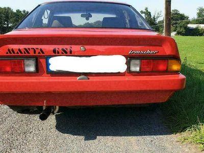gebraucht Opel Manta B 2.0l GSI
