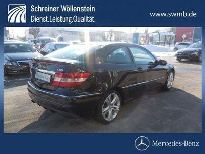 gebraucht Mercedes CLC200 CDI Sportcoupé Comand/Teilleder/Klima