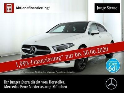 gebraucht Mercedes A250 Progressive Pano Multibeam Navi Premium PTS