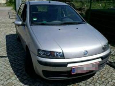 used Fiat Punto *reserviert*