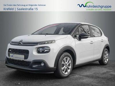 gebraucht Citroën C3 Feel 1.2 PureTech 82 LED-Tagfahrlicht Multif.