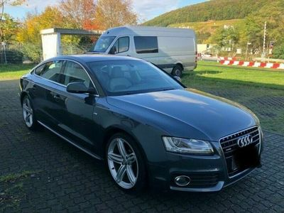 gebraucht Audi A5 Sportback 3.0 TDI quattro DPF