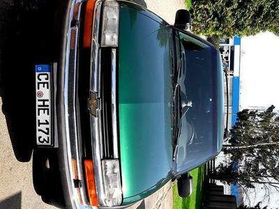 gebraucht Chevrolet Blazer Grundausstattung