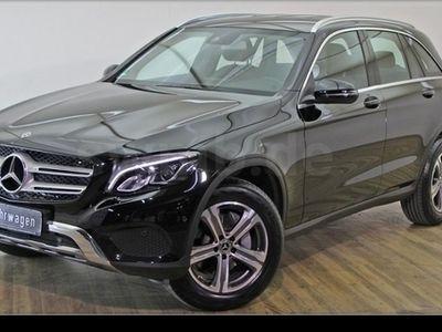 gebraucht Mercedes GLC250 d 4MATIC 9G-TRONIC/LED/PDC/Totwinkel/18Z