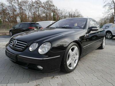 używany Mercedes 500 CL-CoupeTop Zustand