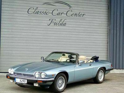 gebraucht Jaguar XJ12 Cabrio, Toller Engländer in gutem Zustand