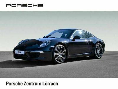 gebraucht Porsche 911 Carrera 991 (911)Coupe BLACK EDITION