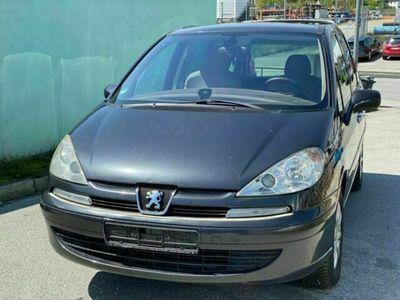 gebraucht Peugeot 807 Platinum Pullmann HDi 130