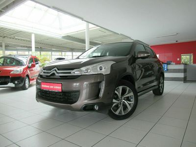 gebraucht Citroën C4 Aircross Exclusive 4WD Navi*Leder*Xenon*Pano*
