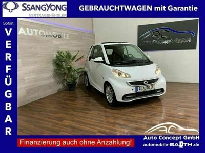 gebraucht Smart ForTwo Cabrio forTwo Basis
