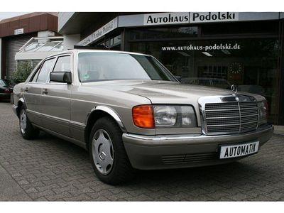 gebraucht Mercedes S260 SE | 8-fach Bereift |