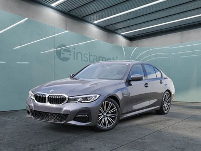 gebraucht BMW 318 318 dA M-Sport LEDER+NAVI+LED+LASER+eGSD+KAM