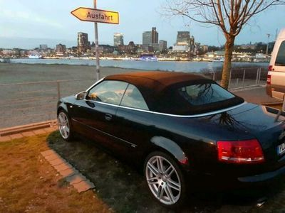 gebraucht Audi A4 Cabriolet 8H 1.8T