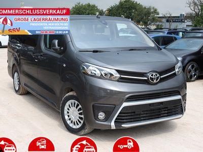 gebraucht Toyota Verso Proace2.0 150 L2 Family 8S Klimaaut Temp