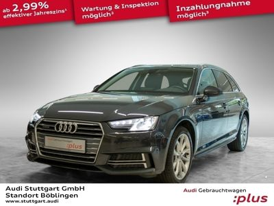 gebraucht Audi A4 Avant 2.0 TDI quattro S tronic S line Navi