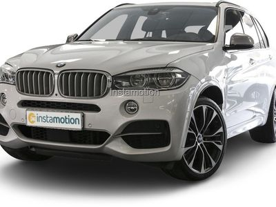 gebraucht BMW X5 M50 X5 M50d M Sportpaket Innovationsp. Navi Prof.