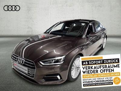 gebraucht Audi A5 Sportback 40 TDI S tronic sport   MMI NAVI  
