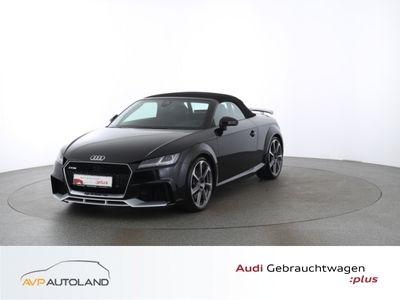 gebraucht Audi TT Roadster quattro RS 2.5 TFSI tiptronic schwarz