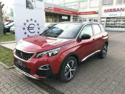 gebraucht Peugeot 3008 130 S&S GPF EAT8 Allure GT-Line*LED\/Navi*