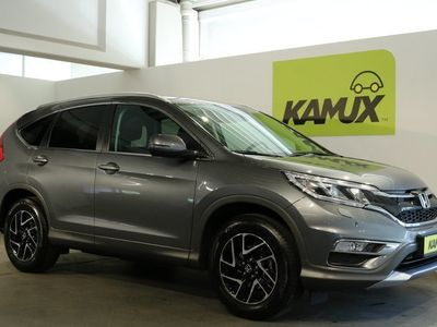 used Honda CR-V 2.0 4WD Elegance Automatik +SHZ +DAB +Kamera
