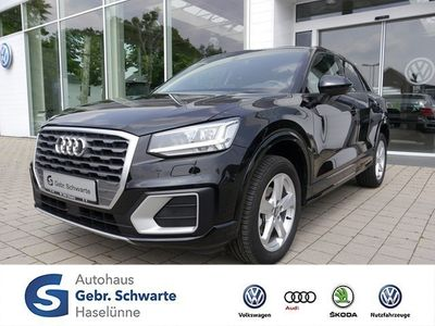 gebraucht Audi Q2 35 TFSI S-tronic Sport AHK LED Navi Shzg