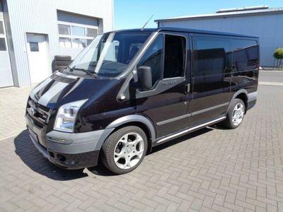 gebraucht Ford SportKa Transit Trend Do 6 Sitzer Klima 140 PS