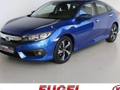 gebraucht Honda Civic 1.6 i-DTEC Elegance Navi RFK ACC