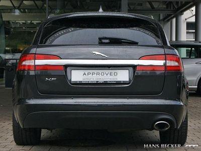 gebraucht Jaguar XF Sportbrake 2.2 DIESEL *Heckklappe elek.*Navi