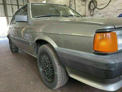 gebraucht Audi 80 Verkaufe einB2 Typ 81 Turbodiesel als Limousine in Neubrandenburg