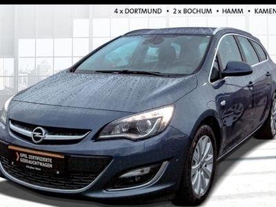 käytetty Opel Astra Sports Tourer Exklusiv 1.6 CDTI