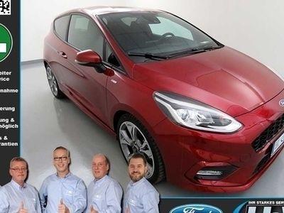 gebraucht Ford Fiesta 1.0 EcoB ST-Line (WinterPaket)