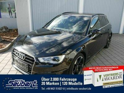 gebraucht Audi A3 Sportback 2.0 TDI DPF S-LINE SPORTPAKET & SELECTION * QUATTRO * 18 ZOLL * XENON * PDC * SHZG